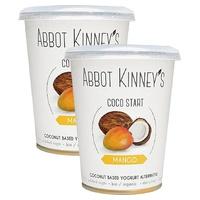 Yogur de Coco y Mango