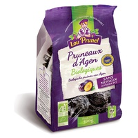Agen 44/55 prunes very large pitted