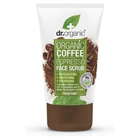 Organic Coffee Espresso Face Scrub