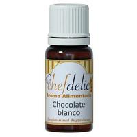 Aroma de Chocolate Blanco Concentrado Sin Gluten