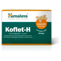 Koflet-H (sabor a jengibre)