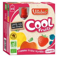 Cool Fruits Pomme de Provence Strawberry Blueberry Acerola