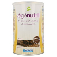 Proteína de ervilha Vegenutril (sabor chocolate)