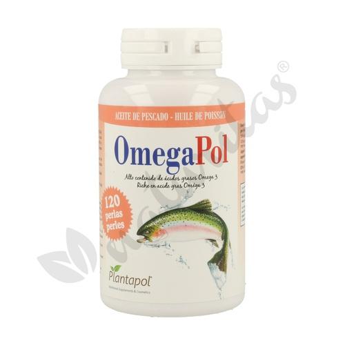 Omegapol (Aceite de Salmón)