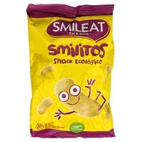 Smilitos Gusanitos de Maiz Eco sin Gluten