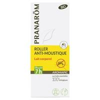 Roller anti-moustique lait corporel