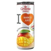 Zumo de mango 100%