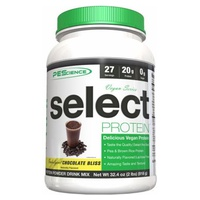 Select Protein Vegan Series, Chocolate Bliss