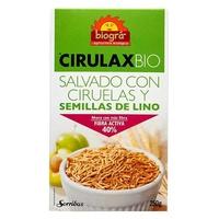 Cirulax Salvado con Ciruela y Semillas de Lino Bio