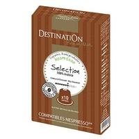 Cápsulas de Café Bioespresso Selección 100% Arábica Bio
