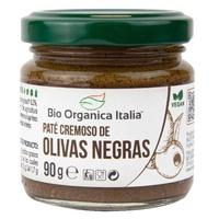 Pastete aus schwarzen Oliven
