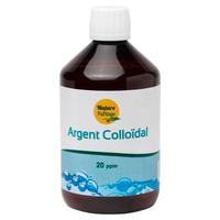 Plata coloidal 20ppm