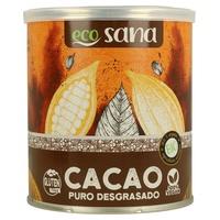 Organiczne odtłuszczone czyste kakao
