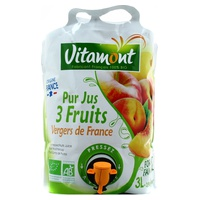Pure fruit juice from the orchards