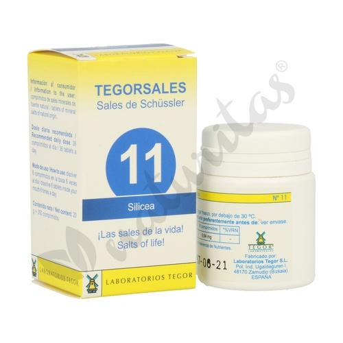 Tegorsales 11 Silicea