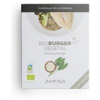 Bio Burger Vegetal Quinoa Borraja