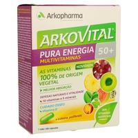 Arkovital Pura Energia 50+