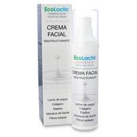 Crema Facial Reestructurante Leche De Yegua