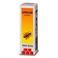 Liproline Spray Bucal de Propóleo