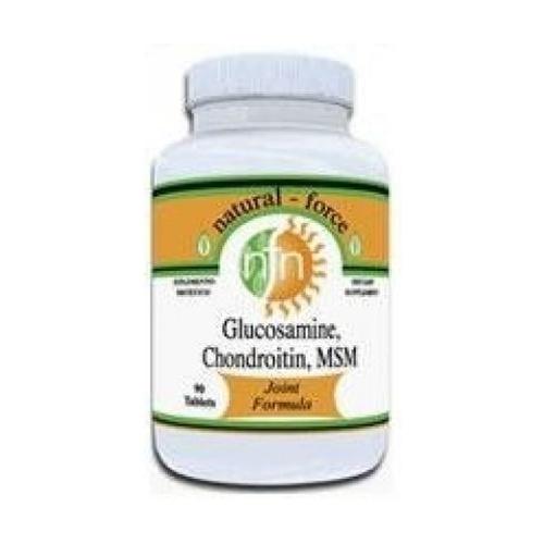 Glucosamina + Condroitin + Msm