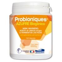 Probioniques Azufre 120 cápsulas de Labo Sante Silice