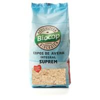 Supreme brown oat flakes