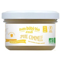 Baby potty organic well-being Pear Camomile Vanilla
