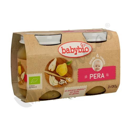 Tarritos De Pera ( 4 Meses )