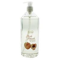 Shampoo / chuveiro de pêssego branco