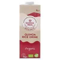 Bebida de quinua real y arroz Sin Gluten