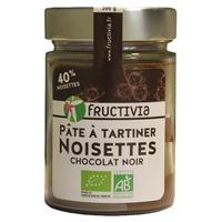 Dunkle Schokolade Haselnussaufstrich 40% Haselnuss