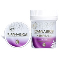 Bálsamo Tatto (Mantenimiento) 50 ml de Cannabios