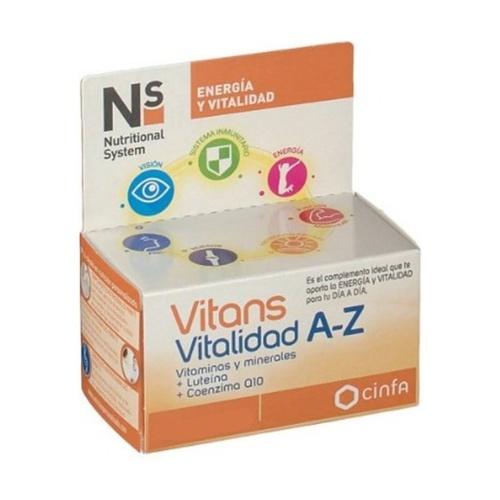 Vitans Vitalidad A-Z