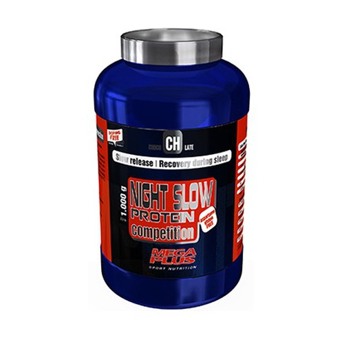 Night Slow Protein Competition (Sabor Chocoleche)