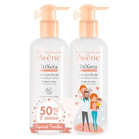Pack trixera nutri-fluid lotion 50% off in the second unit