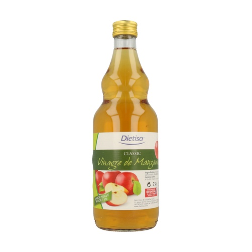 Vinagre Manzana Savildiet 750 ml de Dietisa