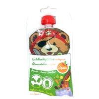 Bolsa de alimentación reutilizable