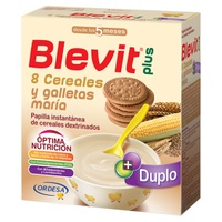Blevit Plus 8 Cereals and Maria cookies