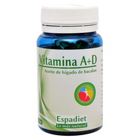 Vitamina A+D (Aceite Higado de Bacalao)