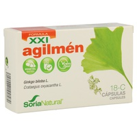 18 C Agilmén (Fórmula XXI)