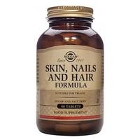 Fórmula pelo, piel y uñas