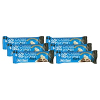 Pack Barrita Low Carbs High Protein (Sabor Galletas con Crema)
