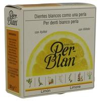 Dentífrico Limón en Polvo