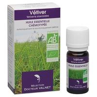 Aceite esencial de Vetiver Bio