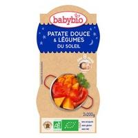 Bonne Nuit Patate douce Légumes du Soleil Riz de Camargue