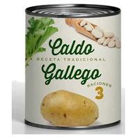 Caldo Gallego Receta Tradicional Porto Muiños