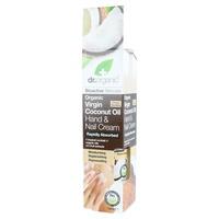 Crema per le mani e le unghie all'olio di cocco