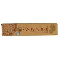 Incienso Sandalwood Goloka Organic