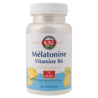 Melatonina + Vitamina B6