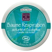 Bálsamo respiratorio Karité y Eucalipto Bio